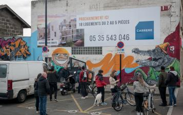 street art bordeaux-carrere promoteur engagement