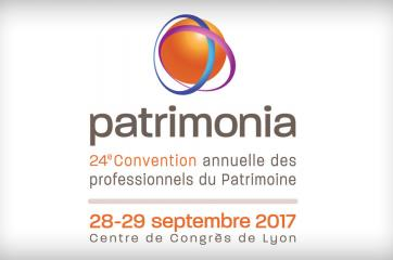 Carrere au Salon Patrimonia