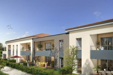 residence green resort- appartements -t2-t3- loggia-jardin-castelginest-investissement-pinel