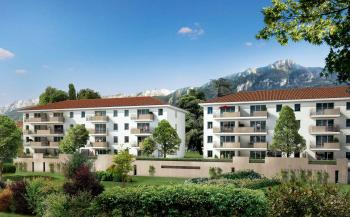 residence grand angle a bonneville-appartements neufs bonneville-residence grand angle