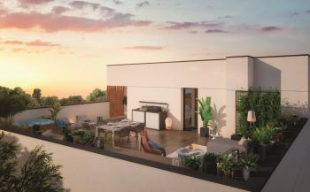 residence neuve-commerces-jardin-parking-voisinage calme-nature-acheter appartement neuf toulouse-investir toulouse-faubourg tolosa