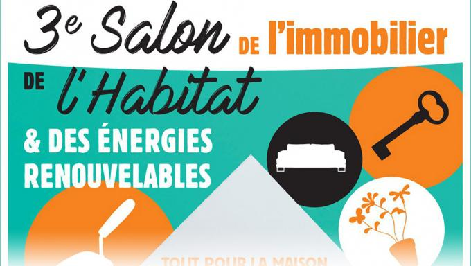 Carrere au Salon de l'Habitat, Immobilier & Energies Renouvelables